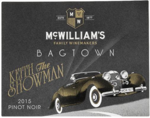 Bagtown - Keith the Showman
