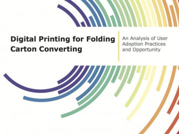 Digital Printing For Folding Carton Converting: An Analysis of User Adoption Practices and Opportunity