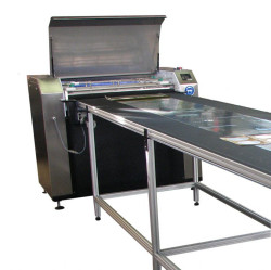 Flexo Wash's new Plate Washer, The PW 62