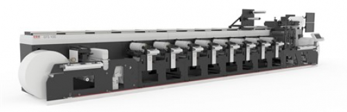 EFS - the automated multi-substrate press, MPS introduces EFS and EFA flexo press lines