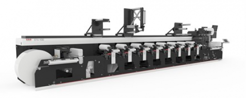 EFA - the fully automated multi-substrate press, MPS introduces EFS and EFA flexo press lines