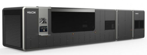 The Velox IDS 250 provides digital direct-to-shape printing at production-length volumes.