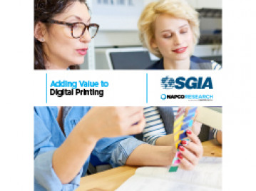 Adding Value to Digital Printing