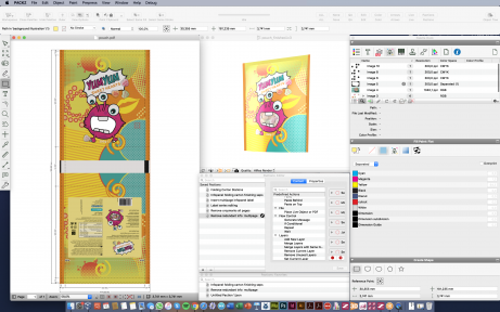 PACKZ 6.0 is the latest version of the native PDF prepress production tool designed for labels and packaging.