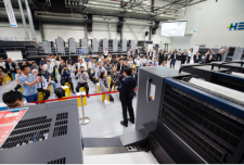 Growth market: Heidelberg Print Media Center at the Shanghai site