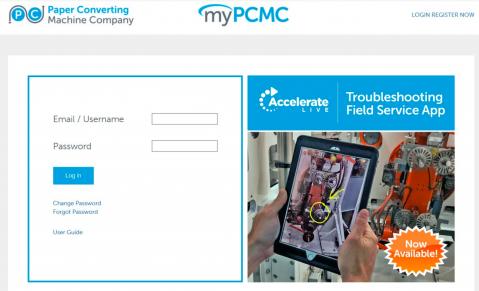 PCMC myPCMC tool