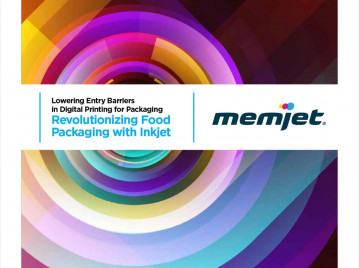Revolutionizing Food Packaging with Inkjet