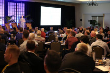 Digital Packaging Summit attendees at the 2019 event. The 2020 DPS will be a fully digital experience.