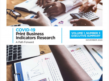 COVID-19 Print Business Indicators Research: Volume 1, Number 3