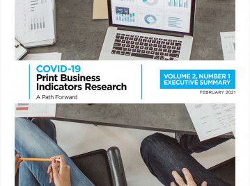 COVID-19 Print Business Indicators Research: Volume 2, Number 1