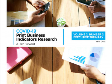 COVID-19 Print Business Indicators Research: Volume 2, Number 2