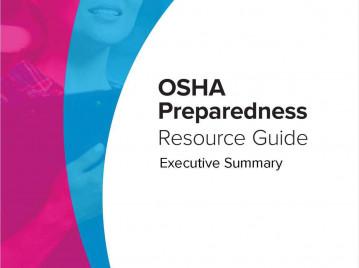 OSHA Preparedness Resource Guide -- Executive Summary