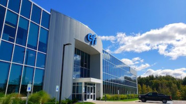 EFI Global Inkjet Innovation Center in Londonderry, New Hampshire