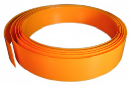 The TruPoint Orange doctor blade from Flexo Concepts boosts efficiency with its safety features and durability.
