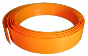 The TruPoint Orange doctor blade from Flexo Concepts