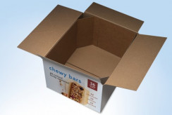 The ClubStak high-strength carton from PaperWorks.