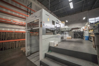 Aspen Press and Packaging started as a commercial printer, but has since added a packaging division.
