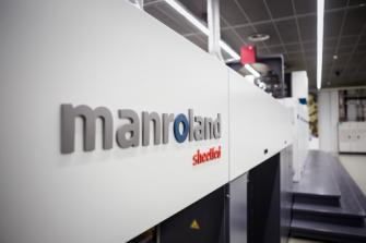 Intelligencer has installed a new Manroland Hiprint 700 press.