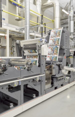 The new 22˝ Nilpeter FA-6* is designed for short run packaging production.