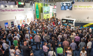 drupa 2016 attracted visitors from more than 180 countries.