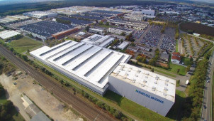 Heidelberg's facility in Wiesloch-Walldorf will be home to a state-of-the-art research facility.