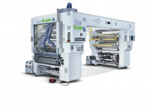 NCL Graphic Specialties has coupled the Uteco Onyx XS with its Nordmeccanica solventless laminators.