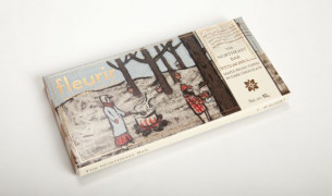 With the help of Tap Packaging Solutions, Fleurir utilized digitally printed packaging for its regional chocolate bars.