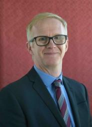 Trevor Amps, global product management director for energy curing inks, Flint Group