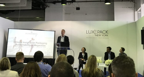 Luxe Pack Sustainability Panel