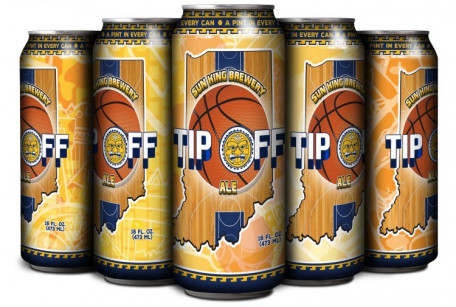 Tip-Off Ale, Century Label, Sun King Brewing, HP SmartStream Mosaic technology,
