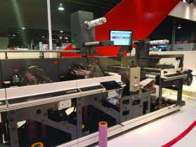 Labelexpo Americas 2018, Nilpeter FA flexo press
