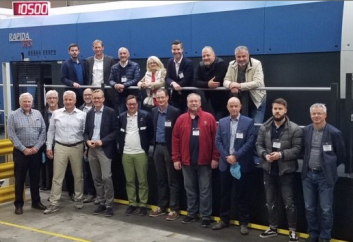 Verband Druck und Medien Bayern representatives
